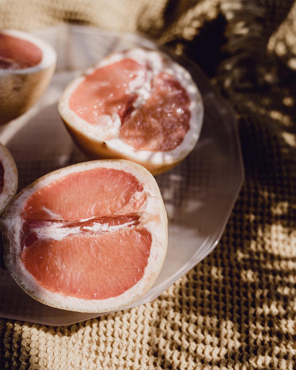 foodcaring grapefruit